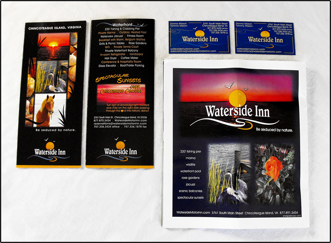 Branding Photos, Waterside